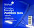 Silvine Receipt 720 Carbonless Duplicate Book 102x127mm (Single)