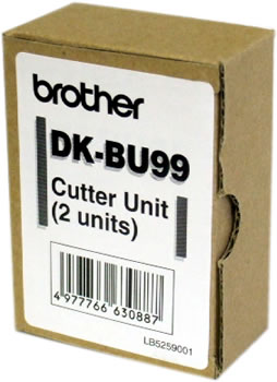 Brother TZ-541 P-Touch Tape (black on blue 18mm) TZ541 Original