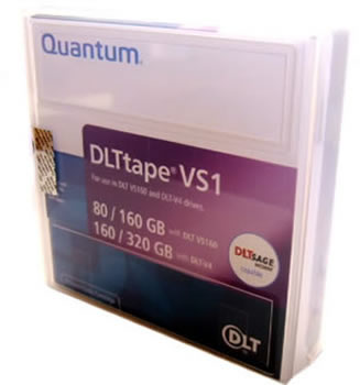 Quantum DLTtape VS1 80/160gb MR-V1MQN-01