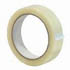 Adhesive Clear Easy Tear Tapes 25mm x 66m (Pack of 6)