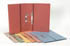 Guildhall Super Heavyweight Pocket Spiral File Red 211/6005 (Pack of 25)