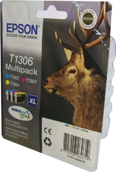 Epson T1295 Ink Cartridge Multipack Apple Original