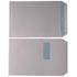 C5 100gsm Envelopes Plain Pocket Peel and Seal White (Box of 500)