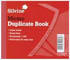 Silvine Memo 603 Duplicate Book 102x127mm (Single)