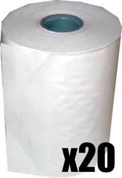 57 x 40 Credit Card Paper Rolls Thermal (Box of 20 Rolls)