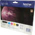 Brother LC1220 Value Pack Ink (Black Cyan Magenta Yellow)
