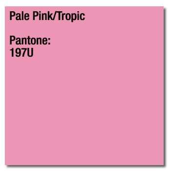 A4 120gsm Pale Pink Paper 250 sheets (Tropic) Image Coloraction 197U