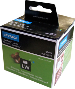 Dymo LabelWriter 99014 Address Labels (Pack of 220 labels) Original