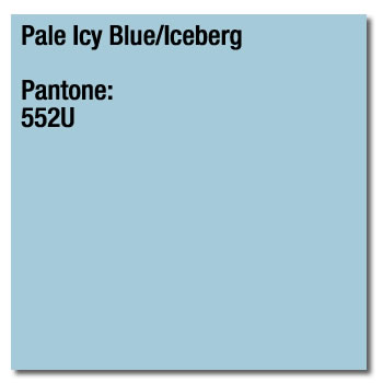 A4 160gsm Pale Icy Blue Card 250 sheets (Iceberg) Image Coloraction 552U