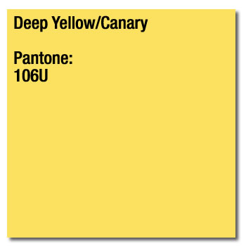 A4 160gsm Deep Yellow Card 250 sheets (Canary) Image Coloraction 106U