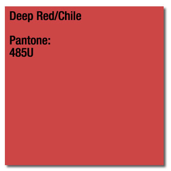 A4 120gsm Deep Red Paper 250 sheets (Chile) Image Coloraction 485U
