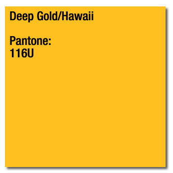 Image Coloraction Paper Deep Gold Hawaii 80gsm A4 Pantone 116U 500 Sheets