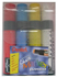Pentel Jumbo Liquid Chalk Marker Chisel Tip Assorted SMW56/4-BCGW (Pack of 4)