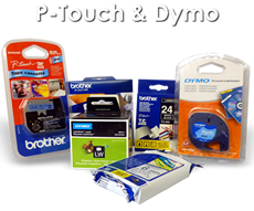 P-Touch & Dymo