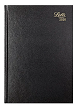 Letts A5 Day Per Page Black Diary 21-T11XBK 2021