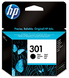 HP 301 Black Ink Cartridge CH561EE Original