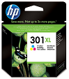 HP 301XL Tri-Colour Ink Cartridge CH564EE Original