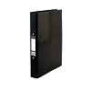 Pukka Brights Ring Binder A4 Black BR-7765 (Single)